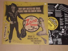 ZENO TORNADO AND THE BONEY BONEY GOOGLE BROTHERS -Dirty Dope Infected...- LP