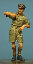 British Tank Commander, N Africa & Italy 1941-45, 35053 Ultracast Resin 1/35