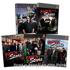 Pawn Stars: TV Series Complete Volumes 1 2 3 4 5 Season 1-4 DVD Collection NEW!