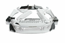 FRP Body Kit For 92-97 Mazda RX7 FD3S RE-GT Bumper Diffuser Skirt Canard Fender