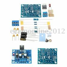 HIFI Mono Channel LM1875T Stereo Audio Amplifier Board 20W DIY Kit Module 100kHz