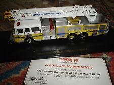 CODE 3 – FDNY  – VENTURA COUNTY FIRE DEPT. ALF REAR MOUNT LADDER