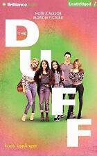 The DUFF : Designated Ugly Fat Friend by Kody Keplinger (2015, CD)