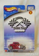 1932 Ford 1/64 Diecast From the Cruising Vernon, Texas 2003 Series by Hot Wheels