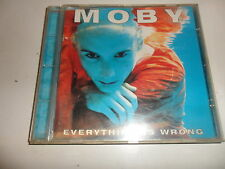 Cd   Moby  ‎– Everything Is Wrong