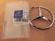 Badge coffre etoile Mercedes ML W164 Star Stern Boot Emblem 100 mm Original