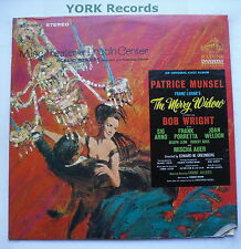 MERRY WIDOW - Music Theater of Lincoln Center - Ex LP Record RCA Victor LSO 1094