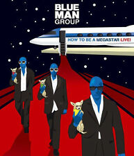 Blue Man Group - How To Be A Megastar Live!neu + OVP