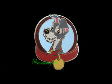 Lady and the Tramp MUT TRAMP Dog COLLAR Disney 2013 Magical Mystery Pin