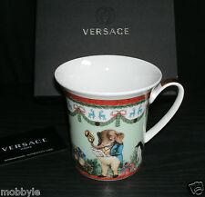 Rosenthal Versace 2011 Merry Christmas 1 Becher mit Henkel  Neu & Ovp 1.Wahl