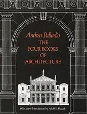 Dover Architecture: Four Books of Architecture 1 by Andrea Palladio (1965, Paper