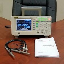 Rigol DS1102E 100MHz 2 Channel Digital Oscilloscope