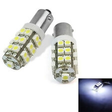 2 x BA9S T4W 1895 Weiß 25 LED SMD Auto Corner Rücklicht-Birnen-Lampe 12V DC Bala