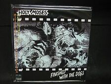 HOLY MOSES Finished With The Dogs + 5 JAPAN MINI LP (Papersleeve) CD Temple Of T