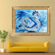 Dragon Skies 5D DIY Diamond Embroidery Painting Cross Stitch Home Decor Craft
