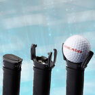For Putter Grip Golf Ball Pick Up Open & Pitch and Retriever Tool Black TAM