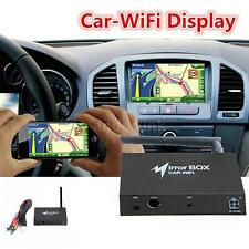 Car A/V WIFI Mirror Link Box Converter Airplay Miracast For Smart Phone U4O9