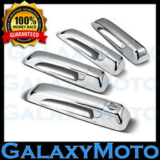 05-11 Jeep Grand Cherokee Triple Chrome Plated 4 Door Handle With Keyhole Cover