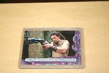 Stargate Promo lot of 2  Atlantis and Staregate SG-1  Jason Momoa & Ben Browder
