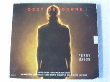 Ozzy Osbourne: Perry Mason (Deleted 4 track CD Single in Digipack Sleeve)