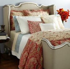 NIP Ralph Lauren Mirabeau Paisley King Duvet Cover Set 10pc