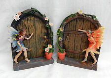 Pretty Fairy Door - Indoor or Outdoor Use - BNWT
