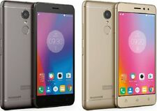 Dow 2 :  Lenovo K6 Power 4G Gold/Grey 32GB|3GB RAM|13MP|8MP|4000mAh Sealed Pack
