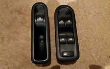 RENAULT SCENIC MK2 ELECTRIC WINDOW SWITCHES GOOD USED CONDITION