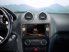 X800D-ML Navigation System for Mercedes ML (164) - X800D-ML