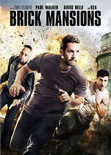 Brick Mansions DVD, 2014