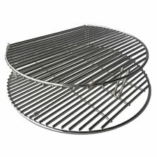 "Double Decker Grill for Large Big Green Egg 18"" cooking grate or Kamado Joe"