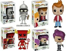 Funko Pop! Television: Futurama SET in stock