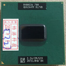 Intel Pentium M 780 2.26 GHz 2M 533MHz Processor Socket 479 Mobile CPU