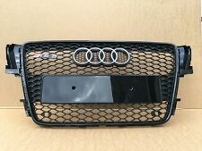 AUDI A5 S5 RS5 2007-2011 BUMPER GRILL FRONT GRILL RS STYLE