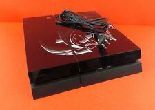 Sony PlayStation 4 PS4 500GB Star Wars Limited Edition Console Good #wq4w7