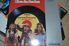 I Wanna Hold Your Hand (1978) [NTSC/P&S/ANA] [35066] Laserdisc