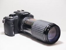 80-200mm= lens 160-400mm on LUMIX G HD 4K Micro 4/3 Digital PEN GH2 G6 G5 G3 GF5