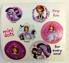 60 Disney Princess Junior Sofia the First Stickers Party Favors FREE SHIP