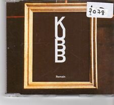 (FR754) Kubb, Remain - 2005 DJ CD