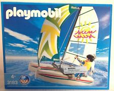 Playmobil 3183 Catamaran / Sailing Boat - NEW - MISB