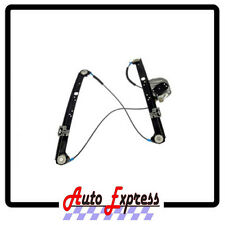 FRONT LEFT DRIVER SIDE POWER WINDOW REGULATOR BMW X5 E53 00-06