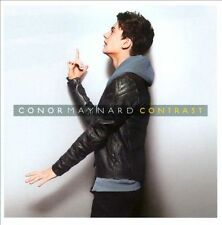 Contrast by Conor Maynard (CD, Jan-2013, EMI Music Distribution)