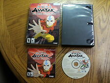 Avatar: The Last Airbender  (PC, 2006) Complete      .