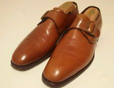 Edward Green Macmillan Monk Strap Shoes UK 8 D