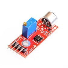 10PCS Microphone Sensor AVR PIC High Sensitivity Sound Detection Module