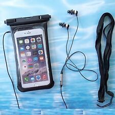 Waterproof Case Largest Phone Dry Bag SUP Kayak Fishing Camping Gear Boat Beach