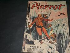 ALBUM PIERROT CHAMPION N° 4 de 1948 (10 au 22 )