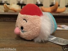 "Disney Store Peter Pan Tinker Bell Smee Mini Tsum Tsum 3.5"" Authentic NWT"