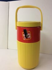 Rare Coleman Slim Jim PlayStation 3 Water Cooler Thermos Xtreme 5590