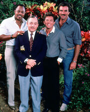 Magnum PI [Cast] (39314) 8x10 Photo